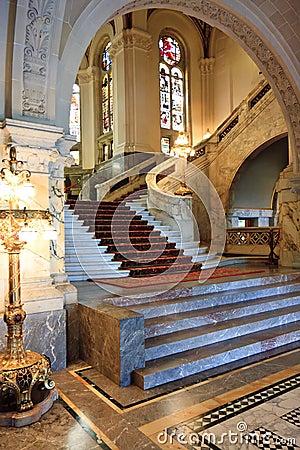 大厅主要宫殿和平图片