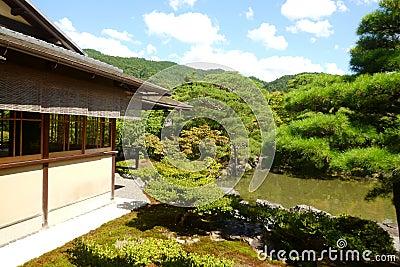 东京日本自然风景 库存照片