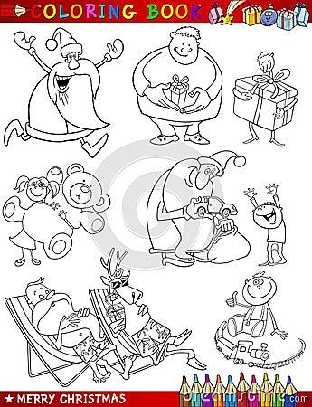 圣诞主题简笔画