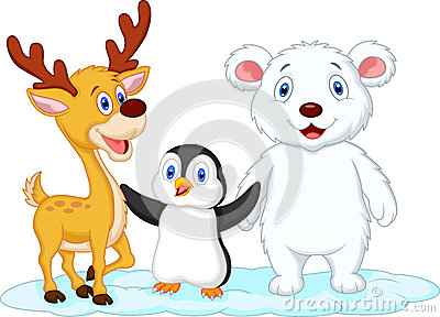 逗人喜爱的动物动画片