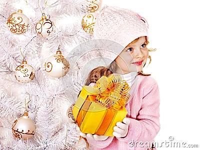 儿童藏品圣诞节礼物盒