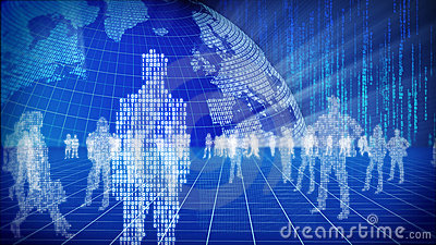 全球资讯_二进制概念信息世界