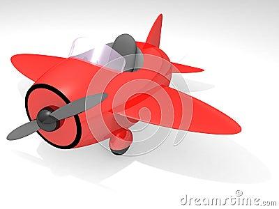 飞机玩具 库存照片 - 图片