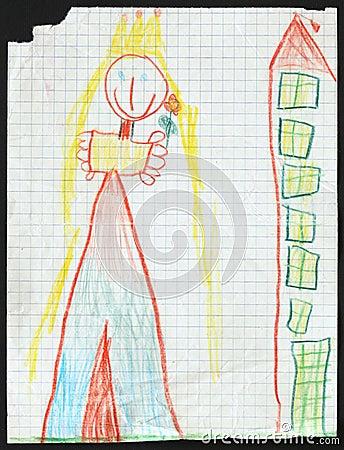 公主 儿童图画s