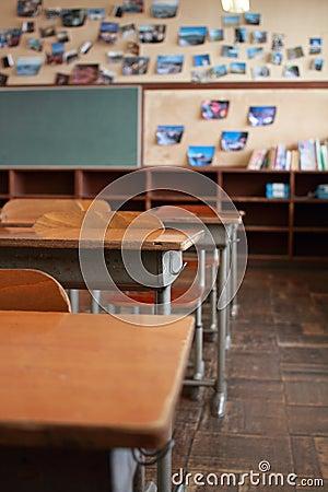 非常老英国教室在京都日本.图片