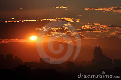 ¼ de Sundownï à Pékin