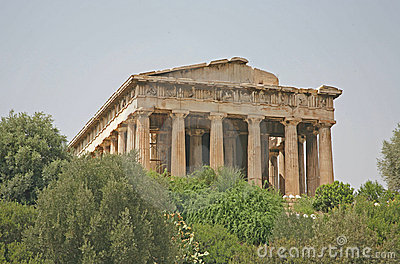 Ágora antiguo, Atenas
