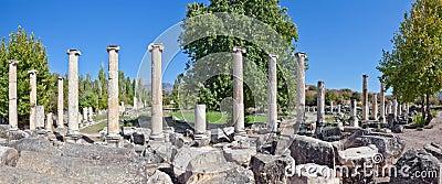 Ágora sul - Aphrodisias