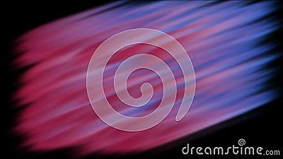 a água da pintura de 4k Abstratct efetua o fundo da ondinha do backdrop&watercolor ilustração royalty free