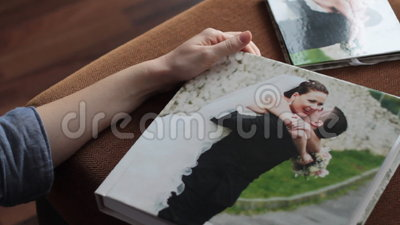 Álbum do casamento