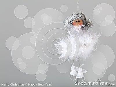 Ángel de la Navidad