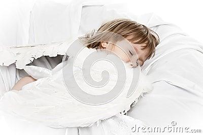 Ángel el dormir