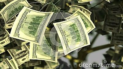 Árbol del dinero divertido