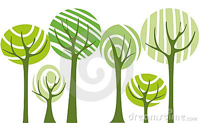 Árboles del vector