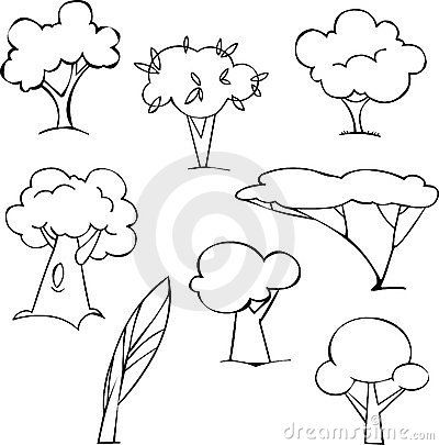 Árvores ajustadas