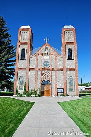 Gemeinde kirche die älteste gemeinde in kolorado aufgebaut 1857