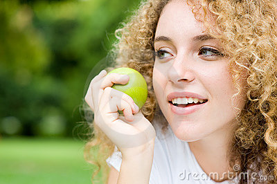 äppleflicka
