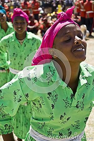 Frauen hübsch äthiopische Äthiopische Frisuren: