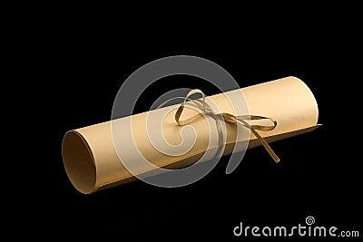 åldrig scroll