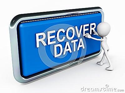 Återställ data