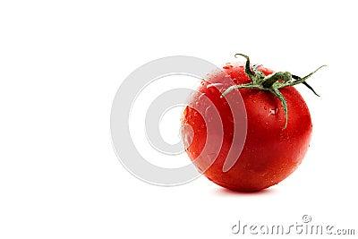 Één tomaat