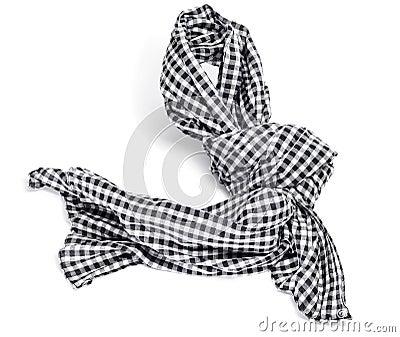 Écharpe Checkered