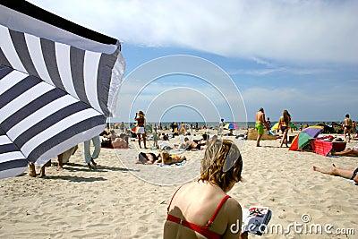 Été sur la plage III