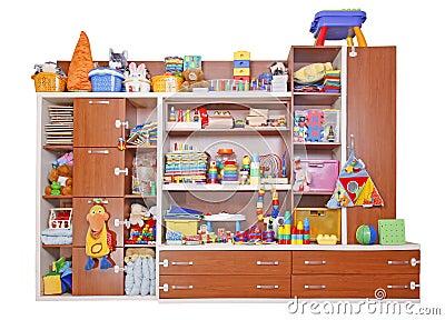 tag re avec des jouets photographie stock libre de droits image 35183227. Black Bedroom Furniture Sets. Home Design Ideas