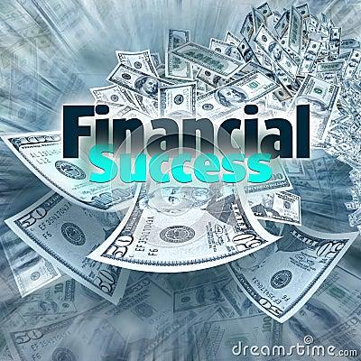Éxito financiero