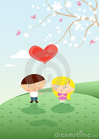 Сonfession of love