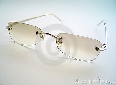 Óculos de sol matizados