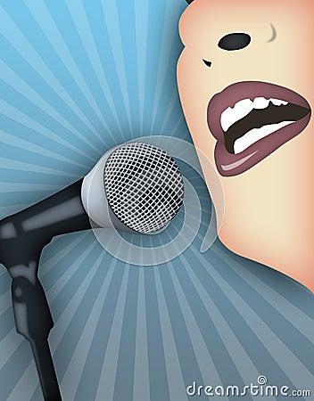 Öffentliches Sprechen