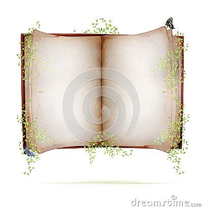 Öffnen Sie Buch