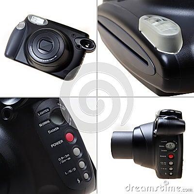 Ögonblicklig kamera