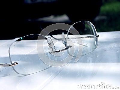 ögonexponeringsglas