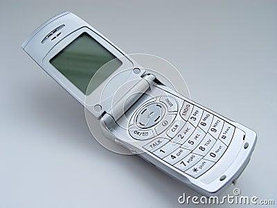 öppen telefon för cell