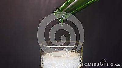 Última gota da cerveja filme