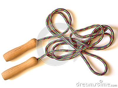 Überspringen-Seil