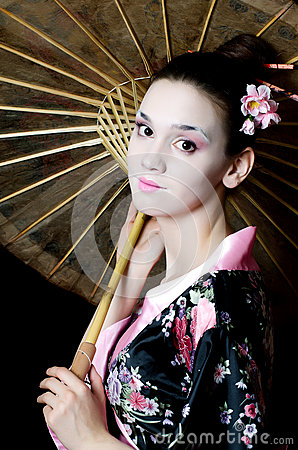 美好的女孩日语组成