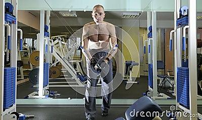 ćwiczenie ciężar