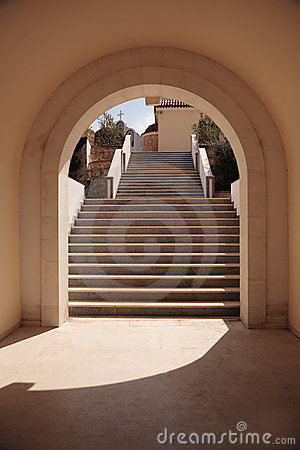łękowaci schodki