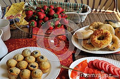 śniadanio-lunch