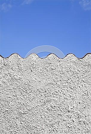 śródziemnomorska ściana