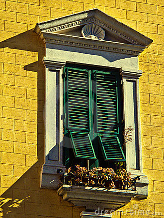śródziemnomorski okno