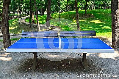 śwista pong stół