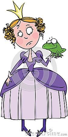 żaby princess