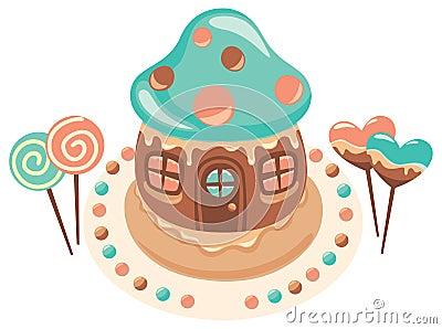 巧克力房子