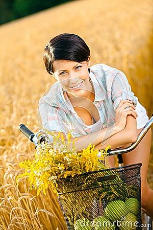 农村女孩生活照片