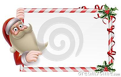 圣诞老人圣诞节标志图片