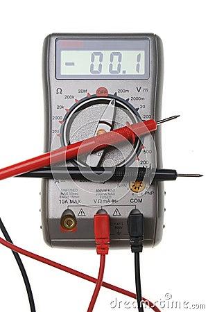数字式多用电表